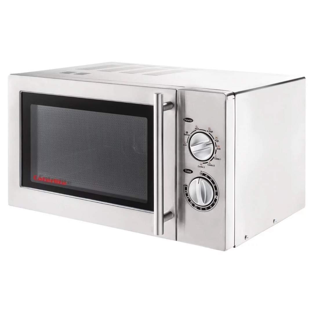 Caterlite Light Duty Commercial Microwave Oven (CD399)