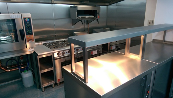 Catering Equipment Commercial Kitchen Design And