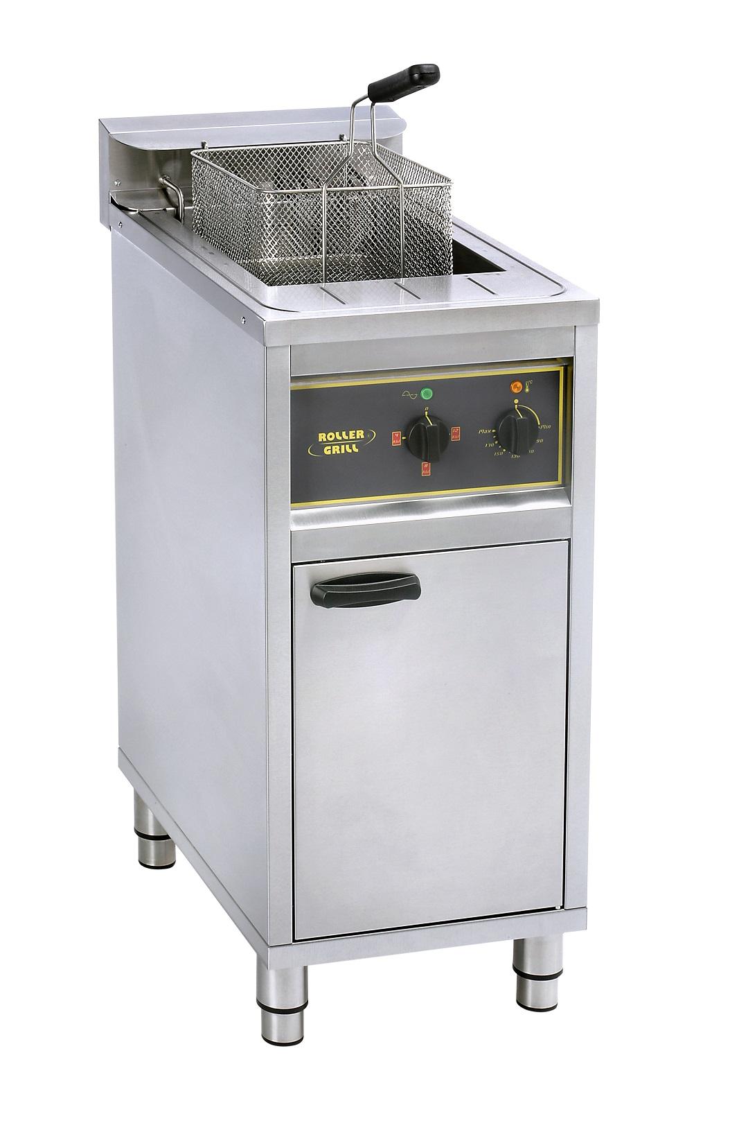Single Pan Electric Freestanding Fryers