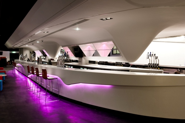 Stainless Steel Modular Bar Systems