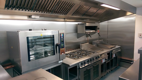 Commercial Kitchen Extraction Systems Gas Safety And Fire Supression