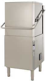 Dishwasher Professional 505072 Hood Dishwasher with softener (NHT8WSG)