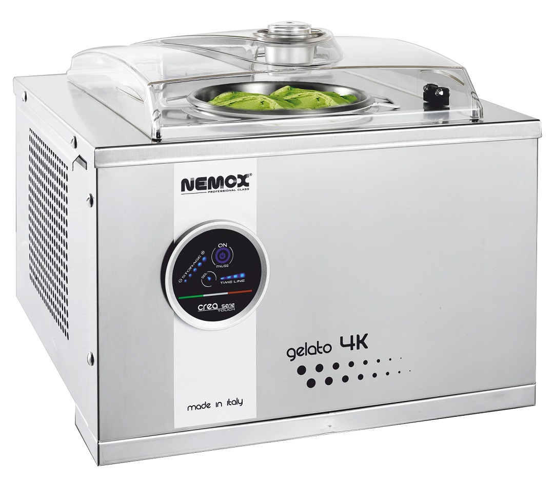 Nemox Gelato 4K Touch Ice Cream Machine